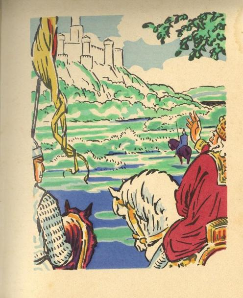 Paix avec Charlemagne